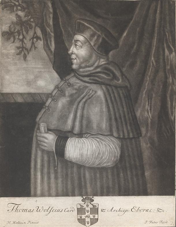 Cardinal Wolsey c. 1475-1530