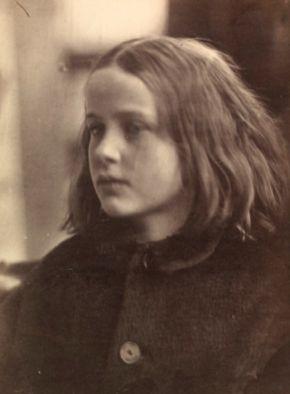 Annie, Julia Margaret Cameron, 1864, albumen print. Museum no. 214-1969 @ Victoria and Albert Museum, London