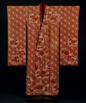 Kimono, Japan, 1800-1850, V&A: T.109-1954, © Victoria and 
