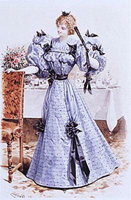 corsets and bustles from 188090  the move from over