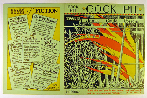The British Library Dust Jackets Collection