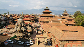 Buddhist Pilgrimage Sites: Nepal