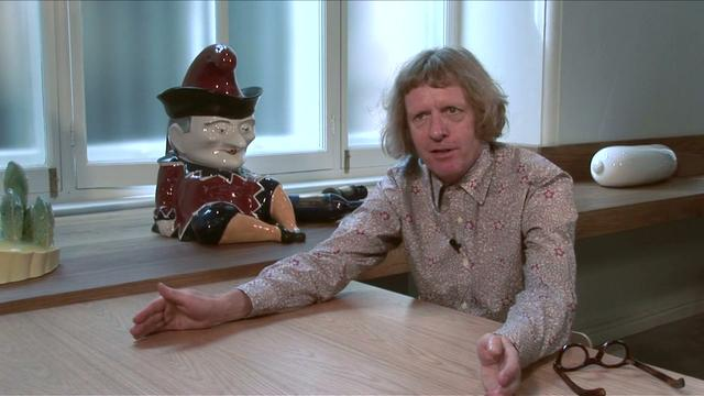 Video: Grayson Perry discusses his impressions of Richard Slee