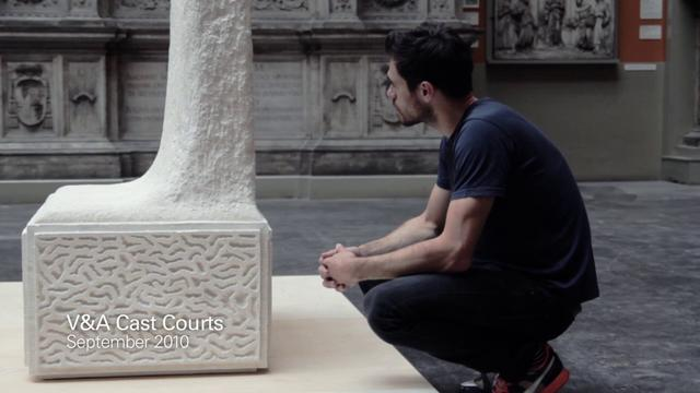 Video: Max Lamb: Inspired by the Cast Courts