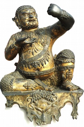 Mahasiddha Virupa, 15th century, Museum no. IS.12-2010