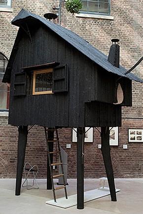 'Beetle's House' by Terunobu Fujimori, V