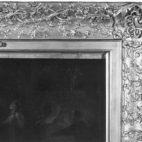 Figure 2. Detail of frame, Museum no. FA.197