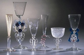 Glasses, Salviati & Co, 1866