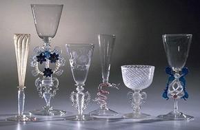 Glasses, Salviati & Co, 1866
