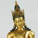 Varada, Bodhisattva Padmapani, Tibet, 13th century, (Giving). Museum no. IM 156-1929