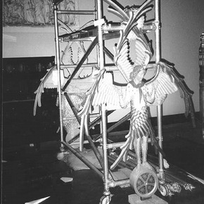 Figure 2. One of the 6,000 objects prepared for removal.