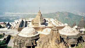 Jain temple at Girnar, Raju Shah, 2006