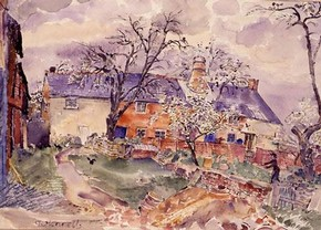 Thomas Hennell (1903-1945) Winchcombe Pottery, Winchcombe, Gloucestershire. E.1461-1949 CT22428