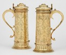 Pair of Flagons, 1587-8.