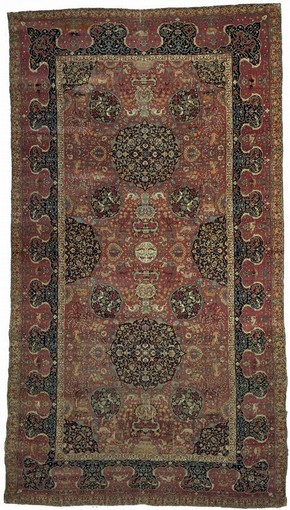 The Chelsea Carpet. Museum no. 589-1890