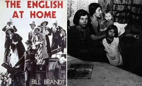 The English At Home, 1936, front and back cover  Bill Brandt Archive Ltd.