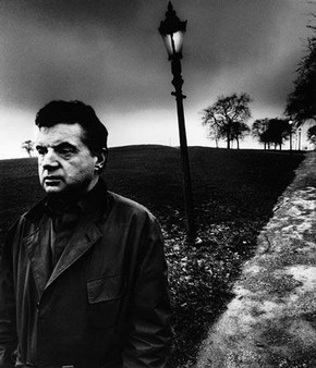 Francis Bacon, Bill Brandt, 1963 © Bill Brandt Archive Ltd.