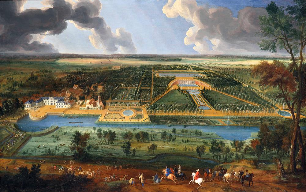 Exposition et Année André Le Nôtre à Versailles en 2013 Juvisy_1000