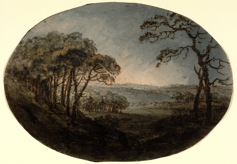 British Watercolours 1750-1900: The Landscape Genre