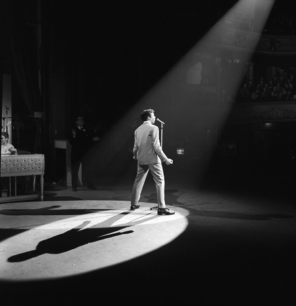 Marty Wilde, 1958 © Harry Hammond