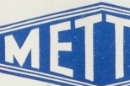 Mettoy Playthings logo (detail)
