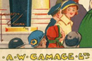 Detail of a Gamages catalogue