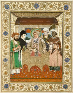 Portrait of Akbar II
