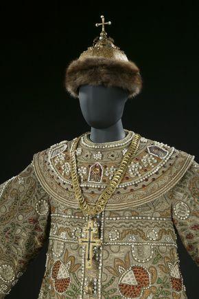 Costume designed by Alexander Golovin
