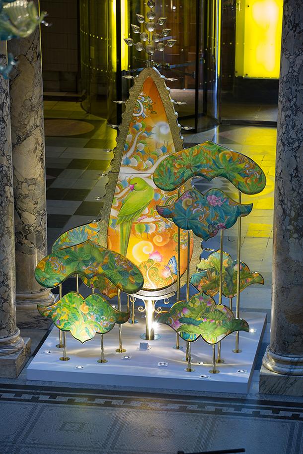 最豪华的圣诞树 - 晨枫 - 晨枫小苑