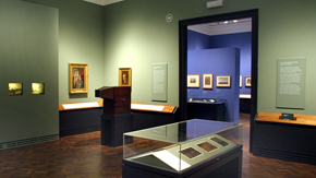 Room 88: Gainsborough's Showbox & Constable's Oil Sketches