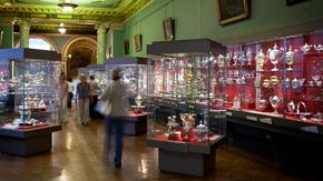 Room 65: British Silver Pre-1800