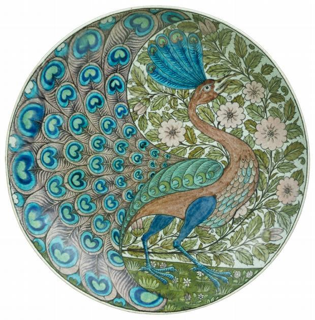 Aestheticism Art on arts and crafts movement