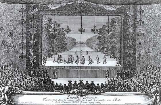 The Origins of Ballet - Victoria and Albert Museum