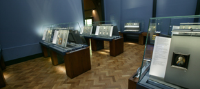 Development of the portrait miniatures gallery, 2005