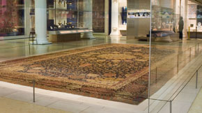 History of the Ardabil Carpet