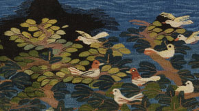 A Wissa Wassef Tapestry
