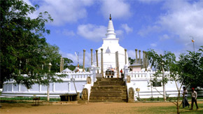 Buddhist Pilgrimage Sites: Sri Lanka