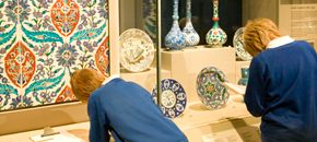 Teachers' resource: Islamic art & design