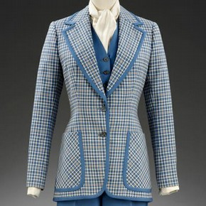 Suit, Tommy Nutter, 1969. Museum no. T.75 :1-3-1996