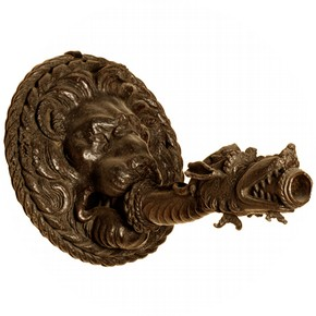 Bronze fountain spout, Ducal Palace, Lucca, Italy, about 14901520. Museum no. 7391-1860