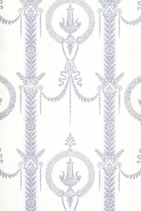 'Portman', wallpaper (detail), designed by Andrew Fingar Brophy, 1903. Museum no. E.2148-1929