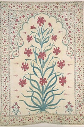 Wall hanging, 1650-1700. Museum no. IS.168-1950.