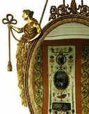 Mirror, Robert Adam, 1770-71. Museum no. W.6-1991
