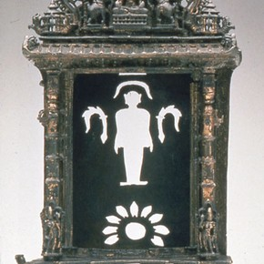 Siddhapratima Yantra, 1333. Private collection