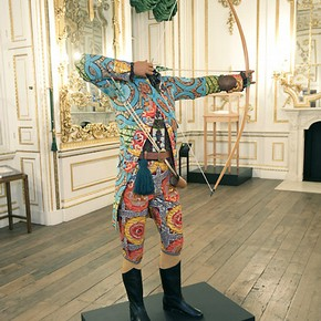 Sir Foster Cunliffe Playing, Yinka Shonibare, MBE, 2007, UK