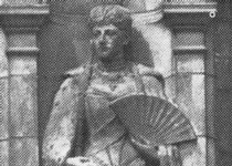 Figure of Queen Alexandra, Sir John Goscombe, R.A.
