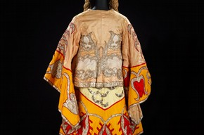 Costume for Sea Princess in Adolph Bolms ballet 'Sadko,' 1916. Museum no. S.741 - 1980