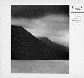 The Land: 20th Century Landscape Photographs, 1975, front cover