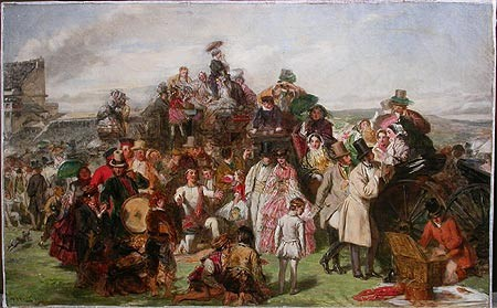 William Powell Frith, 'Sketch for