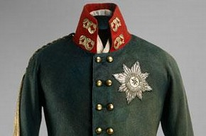 Coronation uniform of Emperor Alexander I, 1801, Museum no. TK-3020, © The Moscow Kremlin Museums